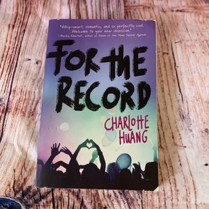 CHARLOHE HUANG For The Record